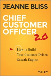 Chief Customer Officer 2.0 Book - Jeanne Bliss