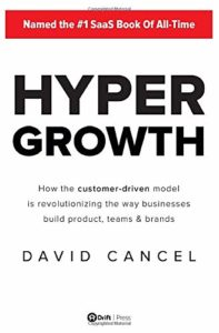 Hyper Growth Book - David Cancel
