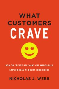 What Customers Crave Book - by Nicholas Webb